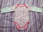 NEW***Cute Kitty Baby GIRLS Cotton One Piece***Pink***6 month