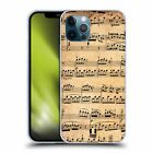 HEAD CASE DESIGNS MUSIC SHEETS SOFT GEL CASE FOR APPLE iPHONE PHONES
