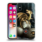 OFFICIAL ANNE STOKES DRAGONS SOFT GEL CASE FOR APPLE iPHONE PHONES