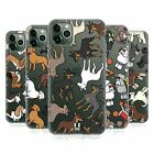 HEAD CASE DESIGNS DOG BREED PATTERNS 2 SOFT GEL CASE FOR APPLE iPHONE PHONES