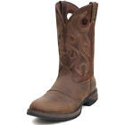 Durango Rebel Men's Saddle Western Boot - Brown
