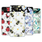 HEAD CASE DESIGNS WATERCOLOUR INSECTS SOFT GEL CASE FOR GOOGLE PIXEL 2 XL