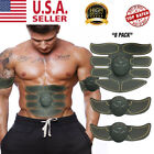 2018 EMS Muscle Training Gear ABS Exercise body Shape Fitness Home Gym【US】