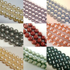 Genuine SWAROVSKI CRYSTAL PEARL ELEMENT #5810 ROUND BEAD ~ Many Color & Size