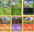 LOT OF 6  POKEMON CARS 114 SERIES  2011