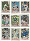 2016 TOPPS GYPSY QUEEN - STARS, ROOKIE RC'S, HOF, HIGH # SP'S - WHO DO YOU NEED!