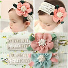 Kids Baby Girl Cute Toddler Lace Flower Hair Band Headwear Headband Accessories
