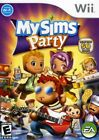 My Sims Party Wii Video Game