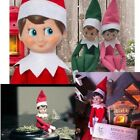 Mode Christmas Reindeer Gift The Elf On Shelf Doll Tradition Gift Play Games Toy
