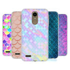 HEAD CASE DESIGNS MERMAID SCALES SOFT GEL CASE FOR LG PHONES 1
