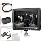 """US Feelworld FW759 7"""" HD IPS 1280x800 DSLR Field Monitor + Battery + DHMI Cable"""