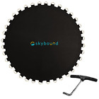 Replacement Trampoline Mat by SkyBound (Choose 12, 14, or 15 foot) + Free Tool