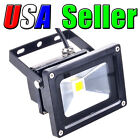 Lot of 4 12V 24V DC 10W Warm White LED Wall Pack Wash Flood Black Light Outdoor