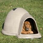 Big Dog House Igloo Shelter Outdoor For X-Large 76 -100s Lb Pet Insulated Kennel