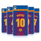 OFFICIAL FC BARCELONA 2017/18 PLAYERS HOME KIT 1 SOFT GEL CASE FOR SONY PHONES 1