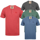 Tokyo Laundry Mens Barry T-Shirt Designer Cotton Jersey Short Sleeve Top