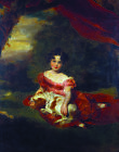 """THOMAS LAWRENCE """"Miss Julia Beatrice Peel"""" new CANVAS! various SIZES, BRAND NEW"""