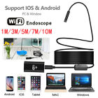 8 LED Wireless Waterproof Borescope Endoscope Inspection Camera For Mobile Phone