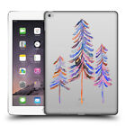 OFFICIAL CAT COQUILLETTE PINE TREES HARD BACK CASE FOR APPLE iPAD