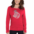 Touch by Alyssa Milano Ottawa Senators Women's Red Lateral Sweatshirt - NHL