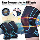 Kyпить 2x Knee Sleeve Compression Brace Support For Sport Joint Arthritis Pain Relief на еВаy.соm