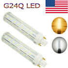 12W LED GX24Q 4-pin Base Light Bulb 26W CFL/Compact Fluorescent Replacement