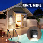Solar Power PIR Motion Sensor Wall Light Security Lamp Waterproof LED Safelight