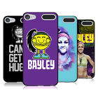 OFFICIAL WWE BAYLEY BLACK SOFT GEL CASE FOR APPLE iPOD TOUCH