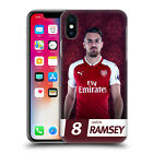 OFFICIAL ARSENAL FC 2017/18 FIRST TEAM GROUP 2 BACK CASE FOR APPLE iPHONE PHONES