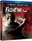 Friday the 13th: 8-Movie Collection [New Blu-ray] Boxed Set, Dubbed, Amaray Ca