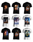 THE ULTIMATE STAR WARS MOVIE POSTER COLLECTION ON TSHIRTS STARWARS JEDI T-SHIRT £10.25 GBP
