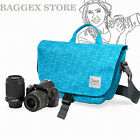 stylish dslr camera bags - Stylish Camera Shoulder Bag for a DSLR Camera, 1 standard lens Photo Soft Case