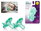 Philips Avent Best Baby Newborn 0-3 mth Soothie Ppacifier Green 2pk BPA Free