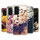 HEAD CASE DESIGNS FLORAL DRIPS HARD BACK CASE FOR HUAWEI PHONES 1