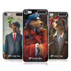 OFFICIAL LONELY DOG PORTRAITS HARD BACK CASE FOR APPLE iPOD TOUCH MP3
