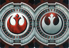 Star Wars X-Wing Miniatures Rebel & Resistance Pilot Cards from FFG £0.99 GBP