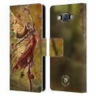 OFFICIAL ANNE STOKES FAIRIES LEATHER BOOK WALLET CASE COVER FOR SAMSUNG PHONES 2