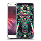 HEAD CASE DESIGNS AZTEC ANIMAL FACES 2 SOFT GEL CASE FOR MOTOROLA PHONES