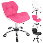 Swivel Furniture Computer Desk Office Chair Pu Leather Adjustable Chair