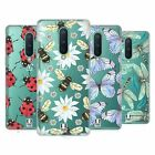 HEAD CASE DESIGNS WATERCOLOUR INSECTS SOFT GEL CASE FOR AMAZON ASUS ONEPLUS