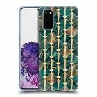 OFFICIAL ELISABETH FREDRIKSSON GEOMETRIC PATTERN GEL CASE FOR SAMSUNG PHONES 1