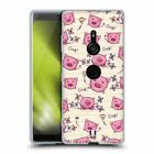HEAD CASE DESIGNS CUTESY DOODLES SOFT GEL CASE FOR SONY PHONES 1