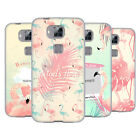 pink rio phone - CUSTOM CUSTOMIZED PERSONALIZED FAB FLAMINGO SOFT GEL CASE FOR HUAWEI PHONES 2
