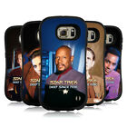 OFFICIAL STAR TREK ICONIC CHARACTERS DS9 HYBRID CASE FOR SAMSUNG PHONES