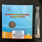 Genuine INNOKIN iCLEAR 16D DUAL COIL CLEAROMIZER ATOMISER Tank With Scratch Code