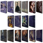 OFFICIAL SELINA FENECH GOTHIC LEATHER BOOK WALLET CASE COVER FOR APPLE iPAD