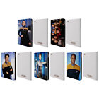 OFFICIAL STAR TREK ICONIC CHARACTERS VOY LEATHER BOOK WALLET CASE FOR APPLE iPAD
