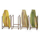 Plates and Lids Organzier Rack - Set of 4, by Collections Etc