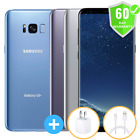 Samsung Galaxy S8+ Plus 64gb G955u At&t + Gsm Unlocked 4g Lte Android Smartphone