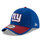 New Era New York Giants Royal 2017 Sideline Official 39THIRTY Flex Hat - NFL
